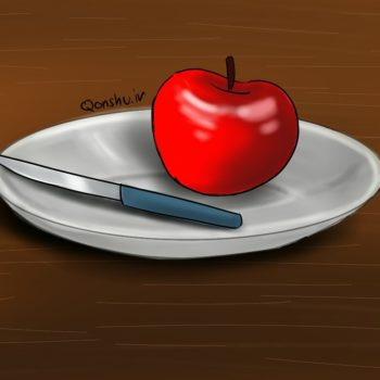 #سیب #آلما #elma #Apple